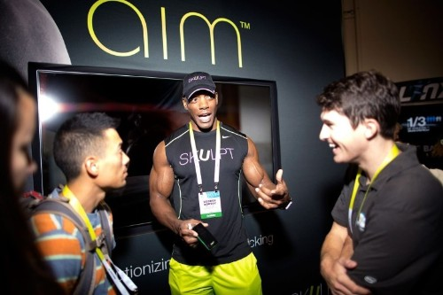 Skulpt Aim takes the pain out of measuring body fat
