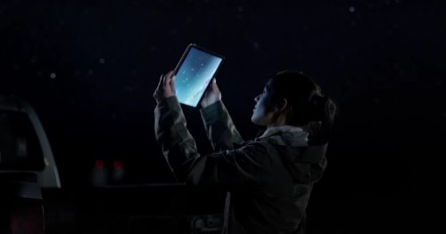 Apple's cosmic iPad Pro ad will blow you away with stunning visuals