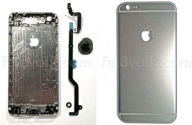 Leaked iPhone 6 photos reveal protruding camera and other details
