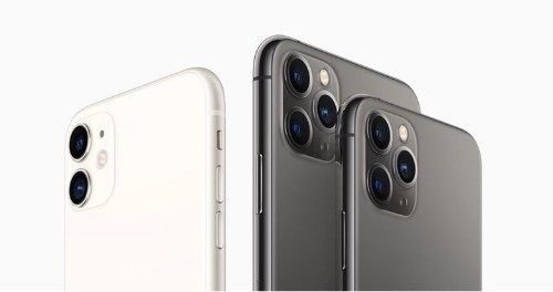 Pricier iPhone 11 Pro models outsell cheaper iPhone 11