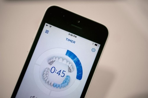 Bluetooth toothbrushes take the boredom out of brushing