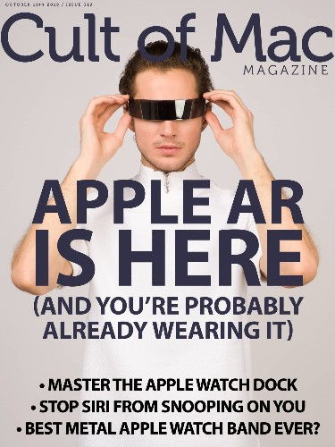 Apple AR is here. Did you notice? [Cult of Mac Magazine 319]