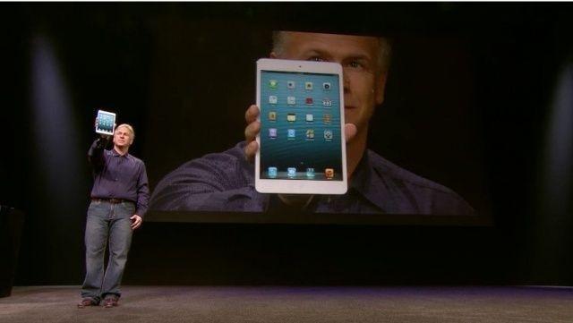 Apple Announces The iPad mini, The Thinnest, Lightest iPad Yet, Starts At $329 [iPad mini Event]