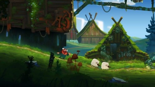 Oddmar is a Viking-themed platformer from the makers of Leo's Fortune