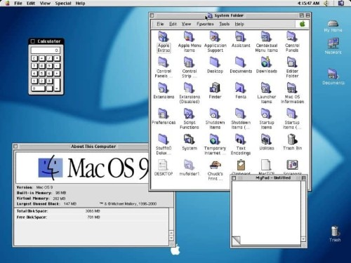 Today in Apple history: OS 9 is 'classic Mac' operating system's last stand