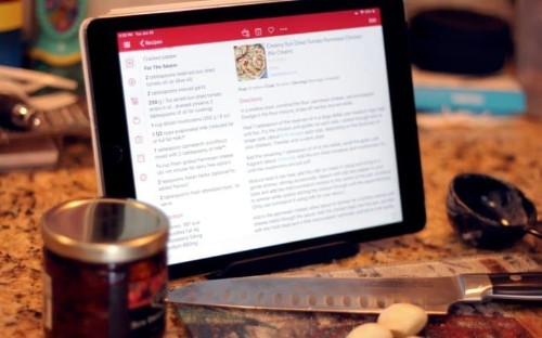 Paprika makes your iPad a kitchen sidekick [50 Essential iOS Apps #31]