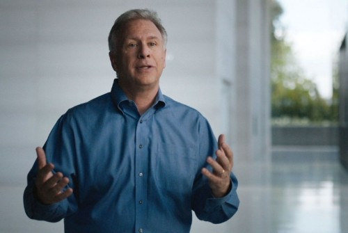 Phil Schiller says all of Face ID's competitors 'stink'