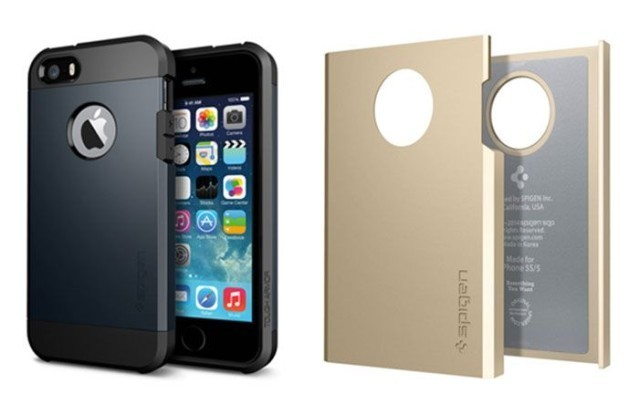 Save Your iPhone With The iPhone 5/5s Tough Armor Protection Kit From Spigen [Deals]