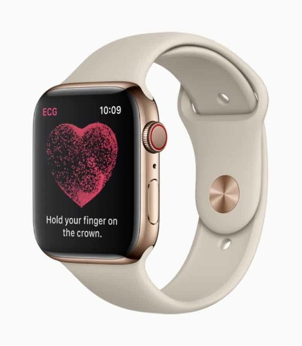 Stroke-detection could be Apple Watch's next big thing