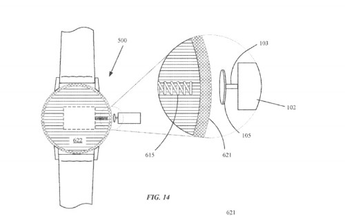 Simple twist of the Digital Crown could charge future Apple Watches