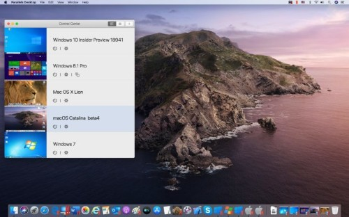 Run Windows on Mac faster than ever with Parallels Desktop 15