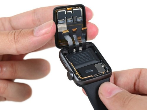 Apple Watch Series 2 looks surprisingly repairable