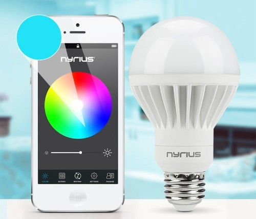 Smart bulb colors your world without breaking the bank
