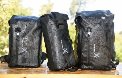New miggo bags keep photo gear dry in stormy weather