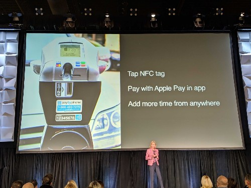 Apple reveals NFC sticker support for Apple Pay