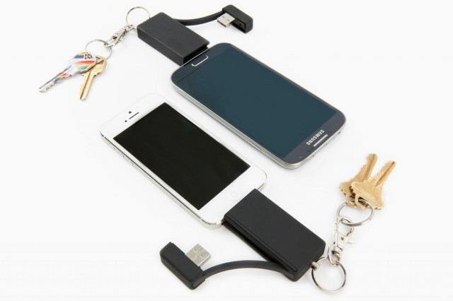 Power Boost Keychain: A Backup Battery… On A Keychain