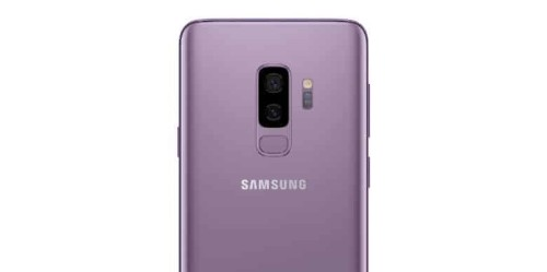 Galaxy S9 can't match iPhone's 4K video recording