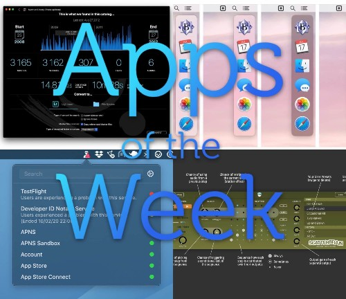 The best music-mangling, Aperture-escaping and dock-customizing apps this week | Cult of Mac