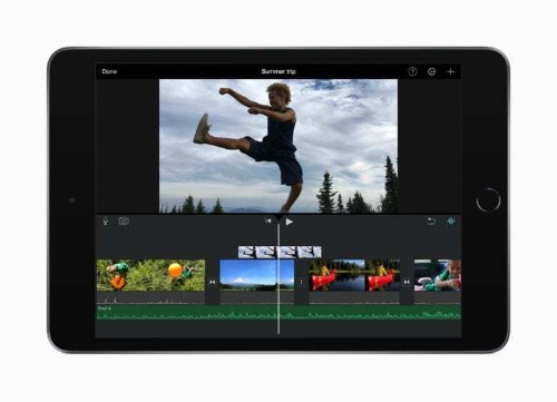 iWork and iMovie for iOS get trackpad support, iCloud file sharing, more