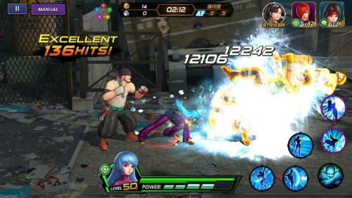The King of Fighters Allstar fights its way onto iPhone and iPad