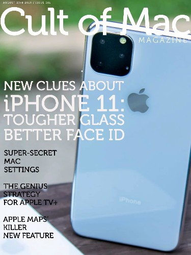 New clues about iPhone 11 [Cult of Mac Magazine 311]