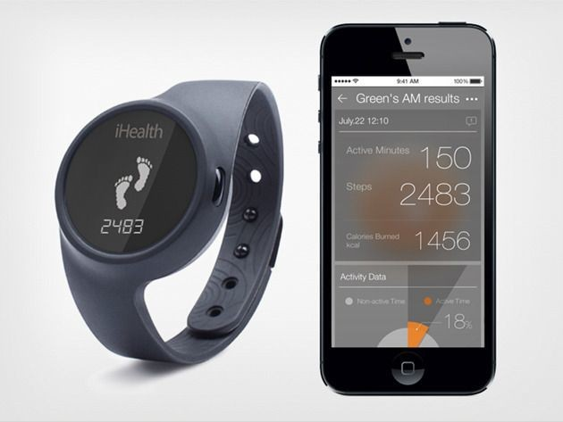 Get fit and save big with The iHealth wireless activity and sleep tracker [Deals]