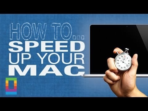 Give your Mac a speed boost with this quick tip
