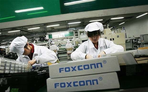 iPhone Manufacturer Foxconn To Invest $1bn In Indonesia