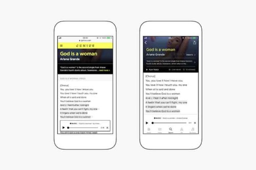 Apple Music now offers Genius annotations and lyrics