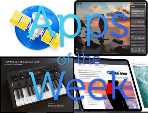 The best news, design and music apps anywhere in the world this week