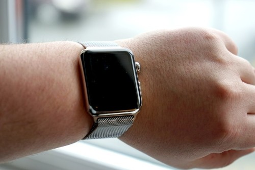 Google's round wearable will take on Apple Watch