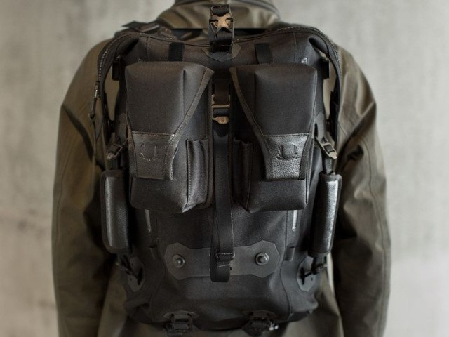 Ember Modular Backpack Is Like Something Out Of An Awesome Video Game