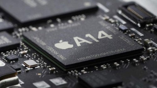 Apple chip supplier says Moore's law still holds true