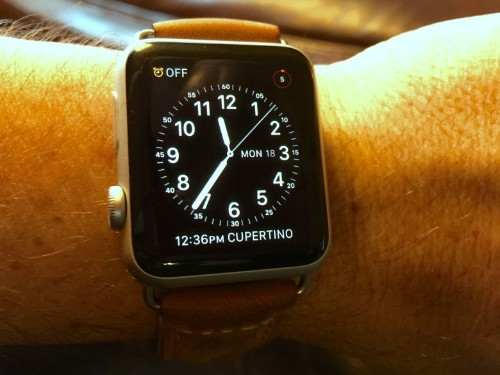 How to flip your Apple Watch for surprise benefits