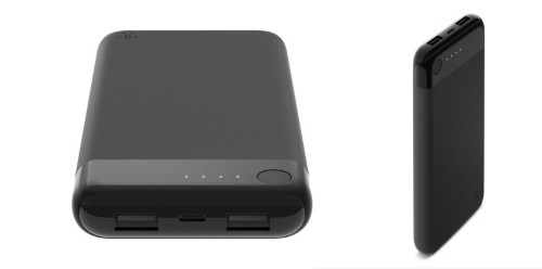 Belkin's new power bank charges via Lightning