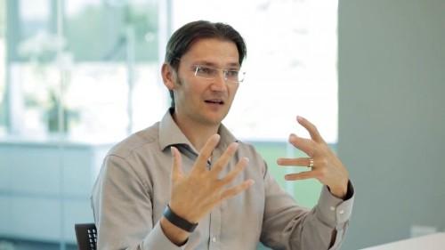 Meet the Mercedes tech guru who defected to Apple