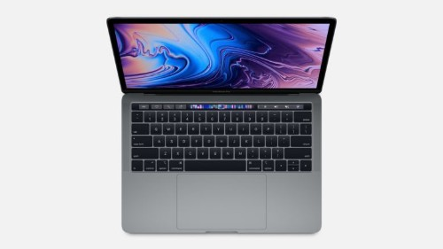 13-inch MacBook Pro dropping horrible Butterfly keyboard