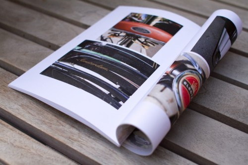 A monthly magazine where your life is the subject