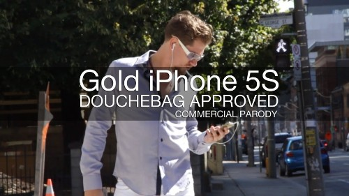 Hilarious Fake Ad Shows Who Will Really Be Buying The Gold iPhone 5S [Video]