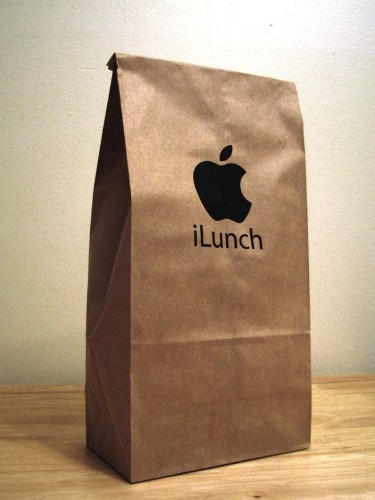 Why Steve Jobs always ate lunch alone