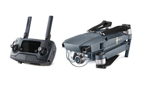 DJI's tiny Mavic Pro drone will land at Apple Stores