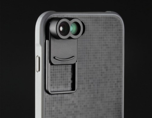 Dual-lens zoom kit pushes iPhone 7 Plus camera further