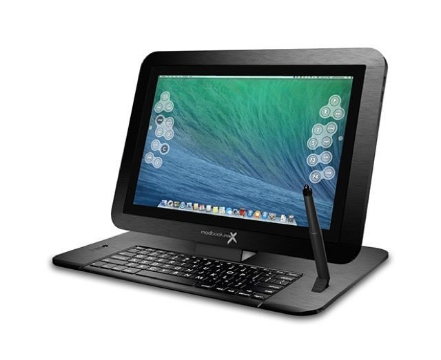 Forget the Microsoft Surface: the Modbook Pro X is a Mac/iPad hybrid