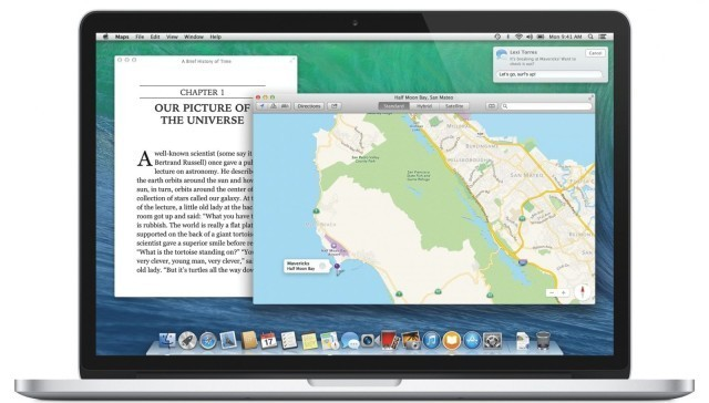 Apple Releases OS X Mavericks GM Ahead Of Release Later This Month