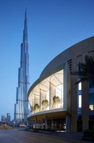 Apple's new Dubai store features mesmerizing 'Solar Wings'