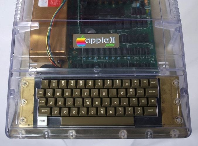 Stunning Apple II Kickstarter case gives you a new look at a classic machine