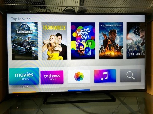 The first tvOS 9.1 beta for Apple TV is now available