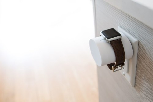 Apple Watch Wall Charging Stand is a travel essential