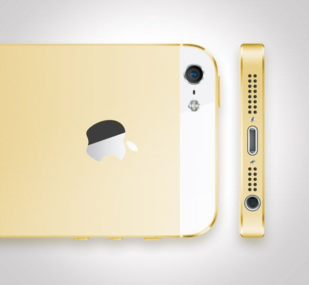 The Gold iPhone 5s Is Such A Success, Apple's Making More To Compensate