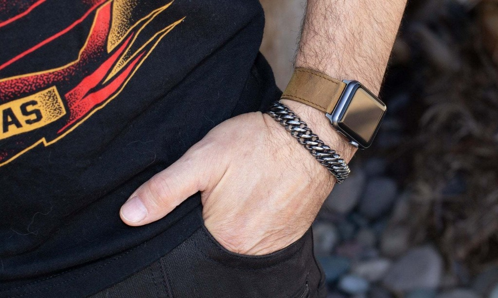 Ultra-rugged Carterjett bands make Apple Watch fit for anything